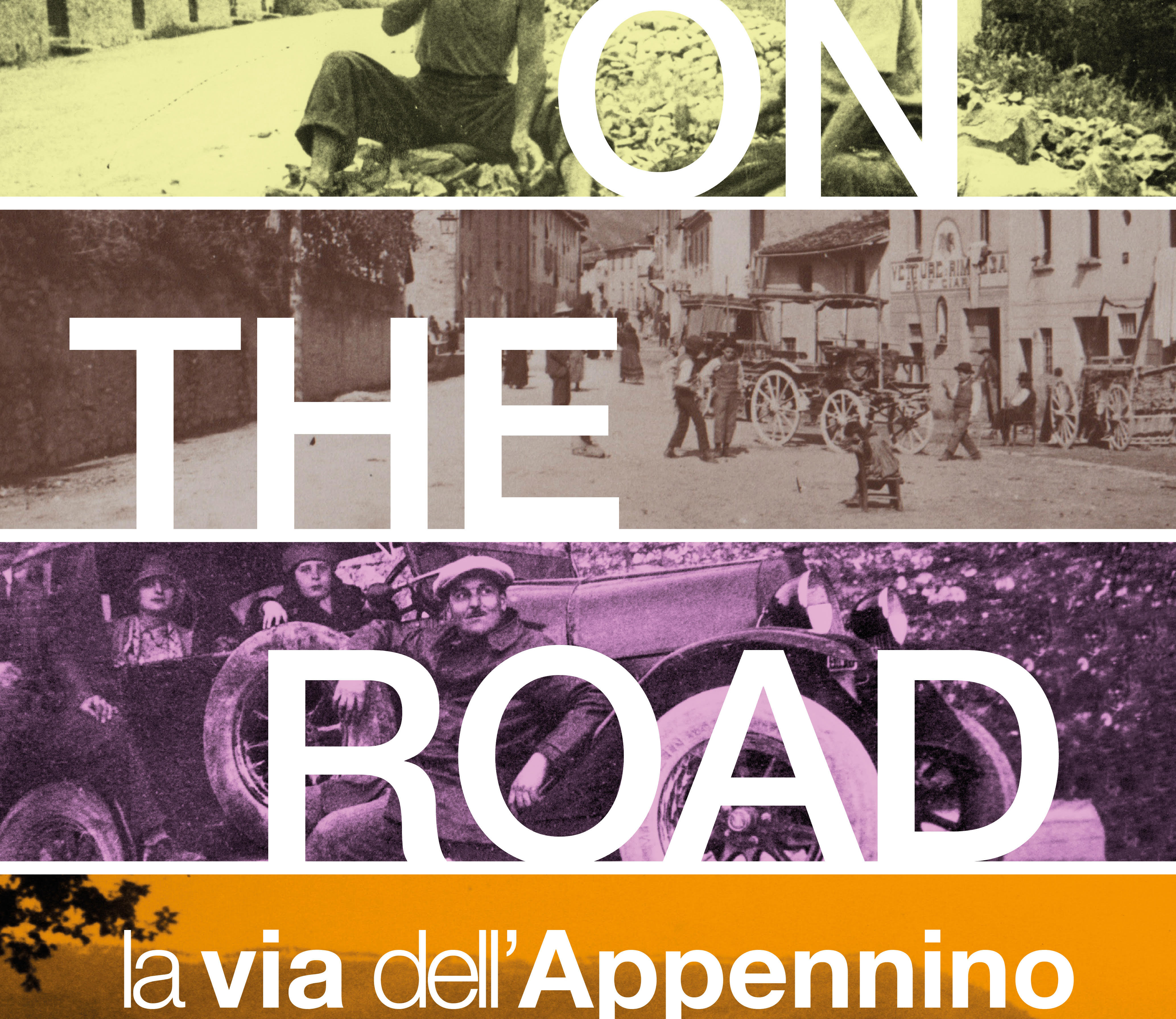 "Mostra ""On the Road"" a Vaiano"